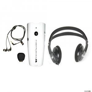 Williams AV Pocketalker PKT.20 personal amplifier