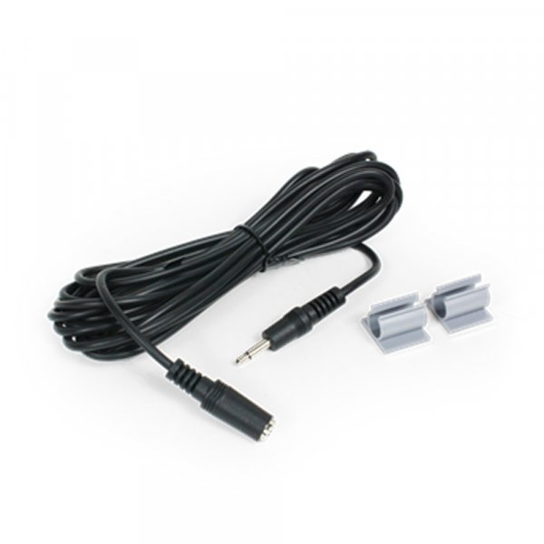 Williams AV WCA007 is a 3.5mm male to 3.5mm female mono cable