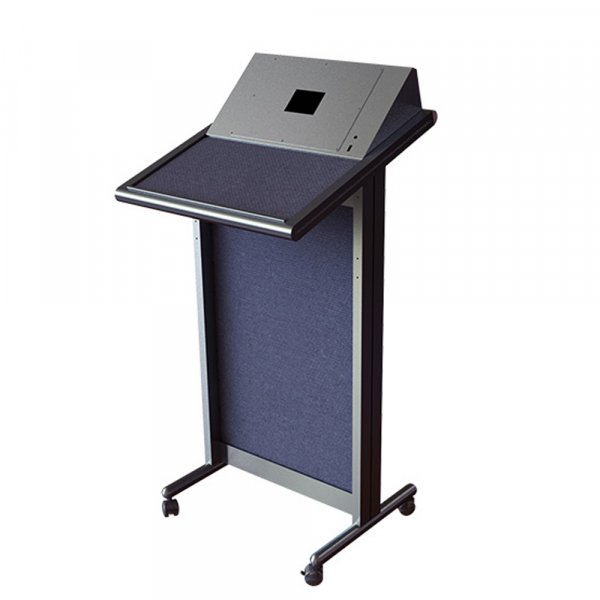 Lectrum CTL Classic Lectern fitted with touch screen control.