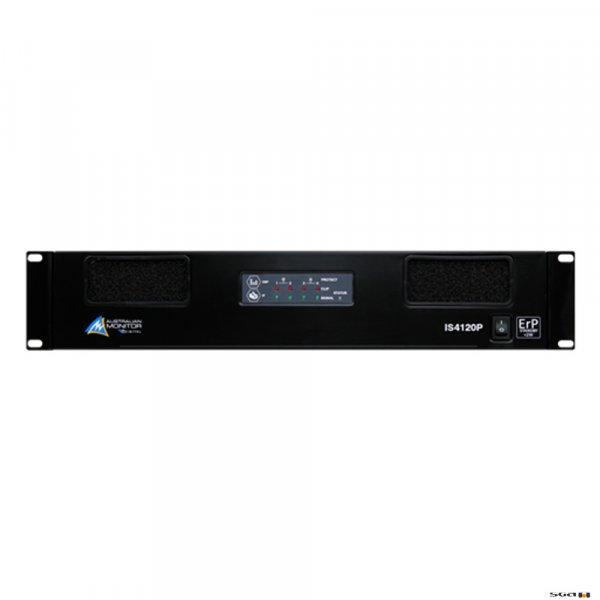 Australian Monitor AJ-IS4120P Is Series Dsp Pwr Amp 4 X 120W IS4120P Australian Monitor