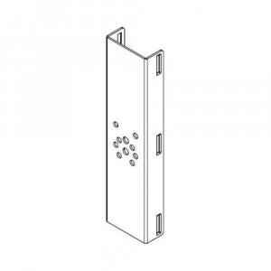 One Systems SPPMK Powder coated Pole Mount Kit for SP models (No Tilt)
